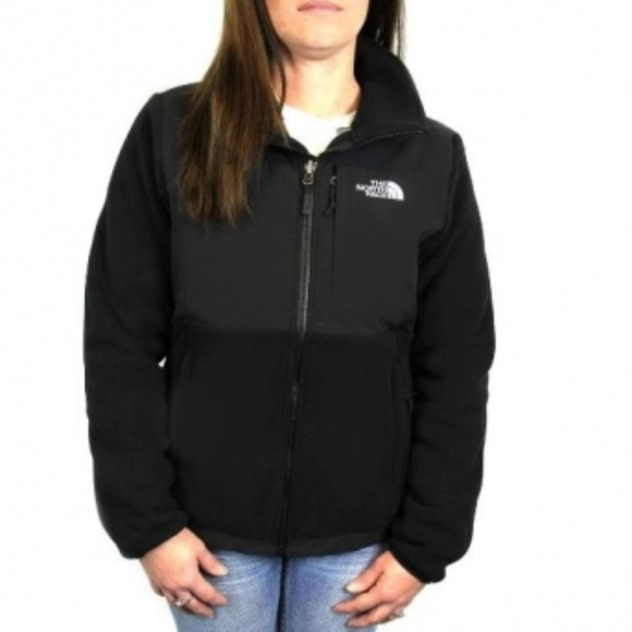 947041064 The North Face Women's Denali Fleece Jacket Black